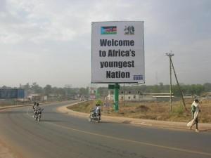 Juba-airport-road